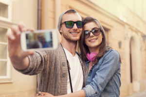 A recent survey conducted by social network ON.com,analyzed the number of selfies taken each week by a single user. After looking at more than 500,000 selfies taken by users in a state's capital city, here's what researchers found. (Anna Bizon, ©istockphoto.com/gpointstudio)