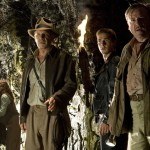 Harrison Ford, Karen Allen, John Hurt, Shia LaBeouf and Ray Winstone in Indiana Jones and the Kingdom of the Crystal Skull (2008) (LucasFilm/Paramount Pictures)