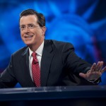 "The final episode of ""The Colbert Report"" aired Thursday night, Dec. 18, 2014 on Comedy Central. The show, hosted by Stephen Colbert, first aired on Oct. 17, 2005."
