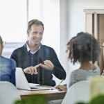 Managers often forget to focus on leadership skills that help their team to love their job. These seven steps will help you remember what matters most to your employees and will increase job satisfaction among your team. (Yuri Arcurs, © istockphoto.com/Yuri_Arcurs)