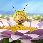 "A young bee follows her bliss in the animated feature ""Maya the Bee Movie,"" now on Blu-ray and DVD. (Shout! Kids)"