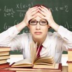 According to a new survey from the American Federation of Teachers, today's instructors across the nation are becoming increasingly stressed, and they're quick to complain about unfunded mandates like the Common Core curriculum standards. (Bojan Kontrec, ©istockphoto.com/Kontrec)