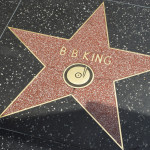B.B. King star on Hollywood Walk of Fame in Hollywood, California.  (©istockphoto.com/Alphotographic)