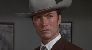 "Clint Eastwood is a fish-out-of-water Arizona sheriff searching for an escaped criminal in Manhattan in ""Coogan's Bluff,"" now available in a Blu-ray upgrade as part of ""Clint Eastwood: The Universal 7-Movie Collection."" (Universal Home Entertainment, Universal Home  Entertainment)"