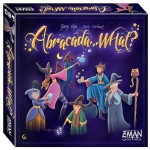 Abracada … what? is a fun, family-friendly game of deduction with competing wizards. (Courtesy: Z-Man Games)