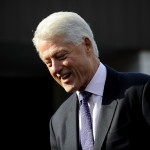 "Speaking before the U.N. Economic and Social Council, former President Bill Clinton applauds the health care workers who helped achieve an Ebola-free Liberia, even though ""no small number lost their lives"" in the process. (Jeff Zelevansky, ©istockphoto.com/EdStock)"