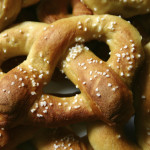 I started munching on a nearby bag of pretzels when it all came together. I paused, pretzel in hand. Suddenly a list of seven life lessons I had learned throughout the years came to my mind, all of which I learned from this humble snack food. (©istockphoto.com/AwakenedEye)