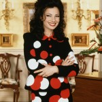 """Fran Drescher's hit sitcom """"The Nanny"""" has been released in a new complete-series DVD set. (Shout! Factory)"""