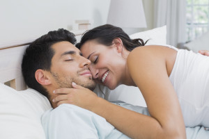 Sexual intimacy should be a beautiful expression of love, not a power play. Showing kindness and trust during the day can enhance what happens at night.  (©istockphoto.com/Wavebreak)