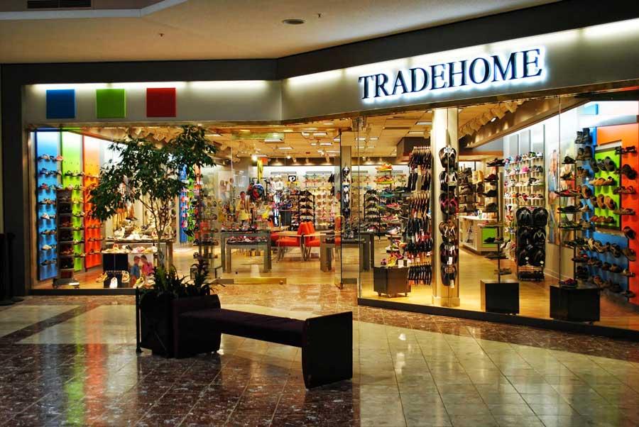 Grand Teton Mall Shoe Stores