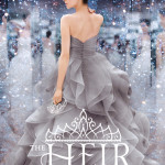 """The Heir"" is the fourth book in Kiera Cass' Selection series.  (HarperCollins)"