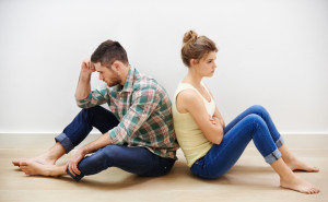 Are you wondering if it's time to break up? Here are some important reasons you may be right. (©istockphoto.com/annebaek)