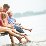 Vacations don't need to be stressful, or put everyone in a bad mood. Keep things flexible, fun, and smart to make sure that your family remembers this vacation fondly.  (©istockphoto.com/gradyreese)