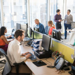 Working in an office from 9 a.m. to 5 p.m., or some close iteration of that, can make being productive extra difficult. Maybe because of the noise of the office or the chatty co-workers walking by you. (©istockphoto.com/JohnnyGreig)