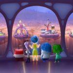 Inside Out (2015) (Disney/Pixar)