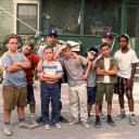 """The Sandlot"" is all about America's favorite pastime: baseball. Scotty Smalls reminisces about the summer of 1962 when he first discovered the sandlot and the neighborhood kids who taught him more than just how to throw a ball. (20th Century Fox)"