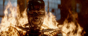 "Series T-800 Robot in ""Terminator: Genisys."" (Paramount Pictures)"