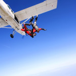 "Skydiving is something that often ends up on ""30 before 30"" lists. (©istockphoto.com/vuk8691)"