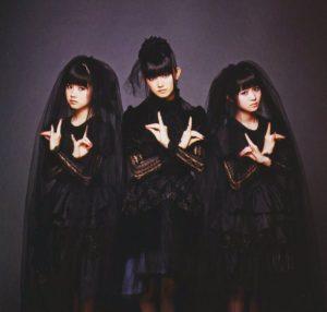 Babymetal group shot