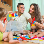 With all the demands of parenting, have you forgotten to enjoy your kids? Its easy to do but dangerous to get stuck in. Unleash joy in your life by enjoying your kids! (©istockphoto.com/JackF)
