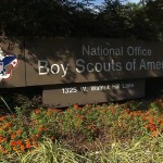FILE -- The Boy Scouts of America National Office are pictured in Irving, Texas.
