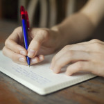 Writing is therapeutic. Writing or journaling your highs and lows allows you to return to those feelings of vitality that come with being on a spiritual high. (©istockphoto.com/anyaberkut)