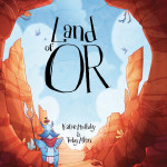 """The Land of OR"" is by Katie Mullaly and illustrated by Toby Allen. (Provided by Faceted Press)"