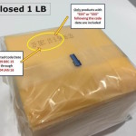 The Kraft Heinz Company voluntarily recalls select varieties of Kraft Singles products due to potential choking hazard. The recall applies to 3-lb. and 4-lb. sizes of Kraft Singles American and White American pasteurized prepared cheese product with a Best When Used By Date of 29 DEC 15 through 04 JAN 16, followed by the Manufacturing Code S54 or S55.