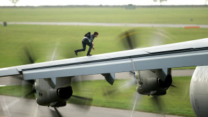 "Tom Cruise plays Ethan Hunt in ""Mission: Impossible – Rogue Nation."" (Christian Black, Paramount)"