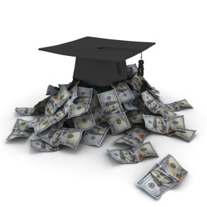 With Income Share Agreements, students can essentially borrow money from investors in exchange for a share of their future earnings. So although, technically, ISAs are private loans, they are an entirely different beast. (©istockphoto.com/alexsl)
