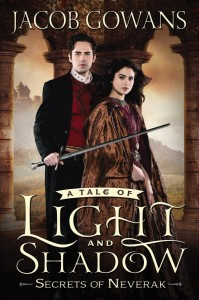 """Secrets of Neverak"" is the second book in Jacob Gowans' A Tale of Light and Shadow series. (Deseret Book)"