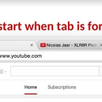 In a soon-to-be-released update to the Chrome browser, Google will no longer allow sounds and videos to load in background tabs. You will have to click on a tab to load a video or streaming media file -- even if it is set to auto-play.