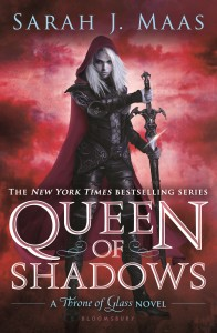 """Queen of Shadows"" by Sarah J. Maas is the next book in her A Throne of Glass series.  (Bloomsbury)"