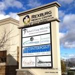 rexburg medical center sign