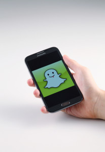 Snapchat users will have 75 new filters to use for their photos, thanks to a collaboration between the social media app and General Electric. (DepositPhotos)