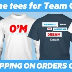 On the biggest shopping weekend of the year, several candidates were looking to capitalize by offering deals in their online stores -- where any purchase counts as a campaign contribution. Former Maryland Gov. Martin O'Malley, a Democratic candidate, wasn't advertising any deals, but did tweet to his followers on Friday to check out his campaign store if they were shopping.