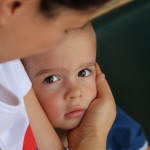 With new terrorism attacks in France, and frightening topics discussed in the news and around the dinner table, here are six tips for how to address your child's fears. (DepositPhotos)