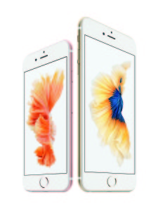 Apple on Wednesday, September 9, 2015, announced the iPhone 6S and iPhone 6S Plus. The new phone features a Multi-Touch interface, 3D Touch, and a new case with 7000 series aluminum.