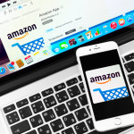 With Wal-Mart and other major retailers closing stores and laying employees off, Amazon continues to innovate with flying packages and data-driven stores. (DepositPhotos)