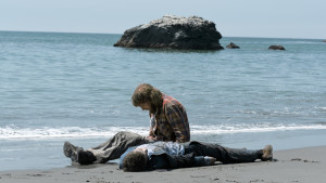 "A scene from ""Swiss Army Man."" (Sundance Institute)"