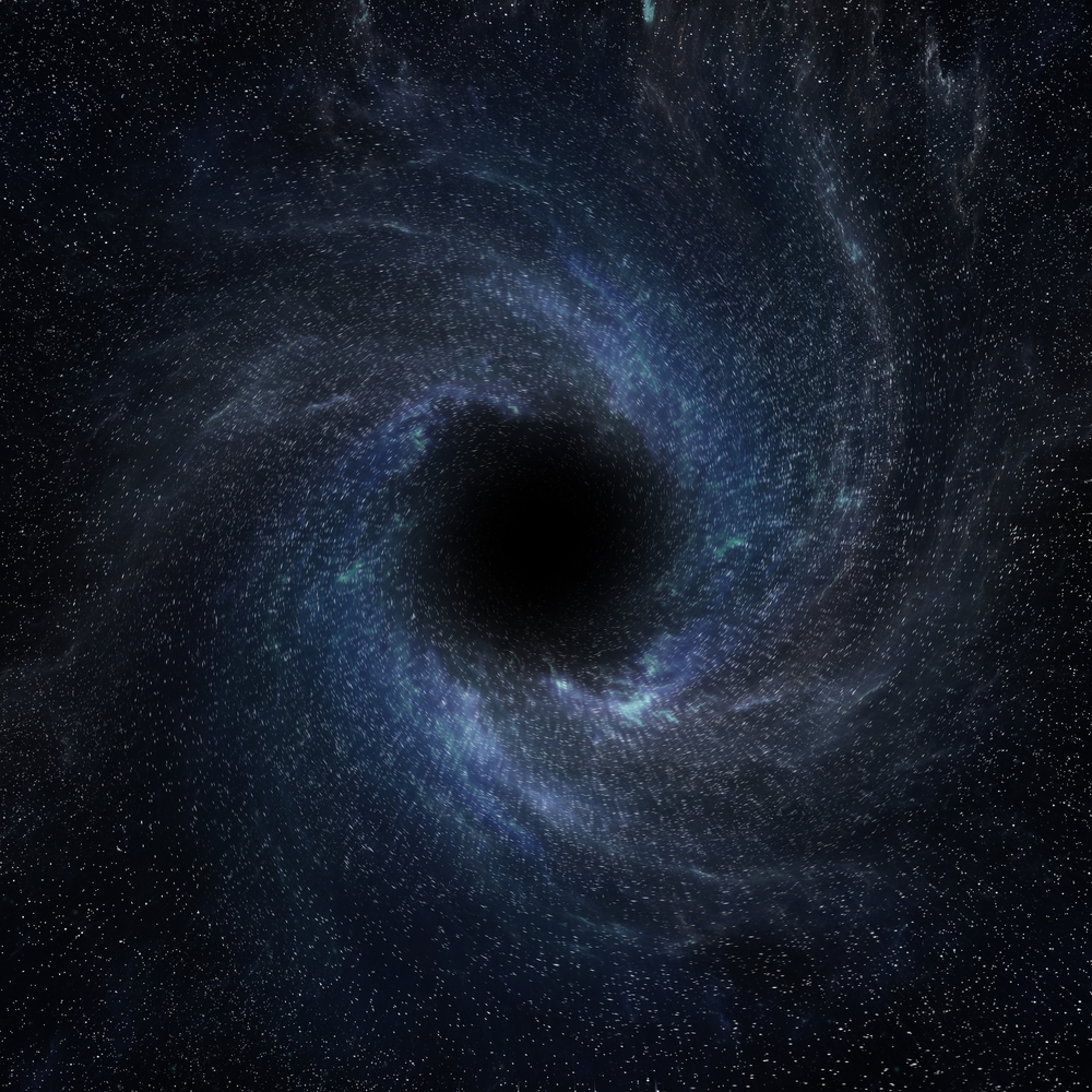 NASA releases new photo of biggest supermassive black hole ...
