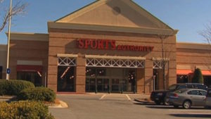Sports Authority filed for bankruptcy early Wednesday and said it will close 140 stores, nearly a third of its total. The bankruptcy has been looming since January, when the company disclosed that it had missed a $20 million debt payment.