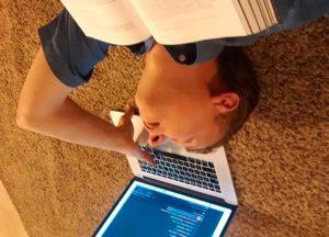 online learning upside down