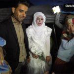 refugee wedding