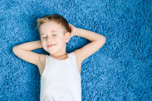 Is it ever OK to leave a sleeping baby home alone, even for just seven minutes? (DepositPhotos)