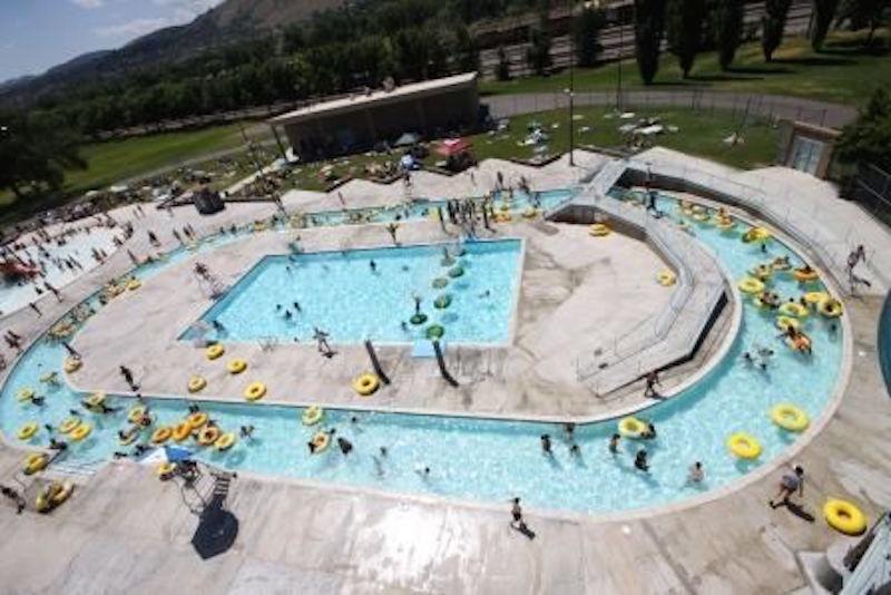 Ross Park Aquatic Complex Opens Today East Idaho News