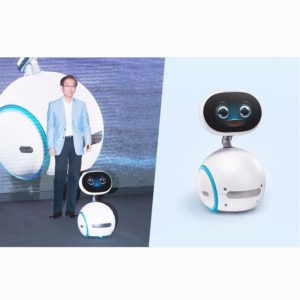 ASUS, a Taiwanese company, showed off its vision for that future on Monday with Zenbo, a robot that looks like an elliptical tablet on wheels. It can do things like make video calls, surf the web, read books to kids, and play videos and music.