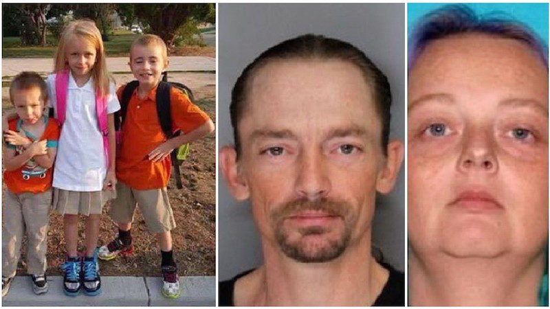 Amber Alert issued for 3 Idaho children
