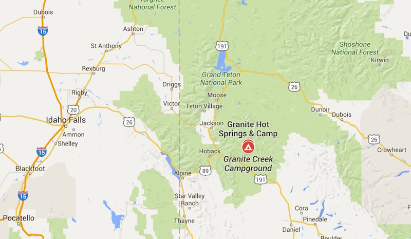 New forest fires ignite in western Wyoming