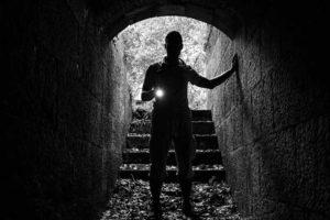 exploring tunnel - shutterstock